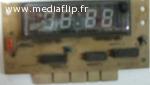 Afficheur gottlieb 4 digits