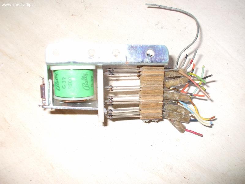 art 171 Relay Bally G32-2500