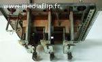 art 3 Porte flipper bally et entourage métallique